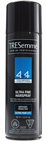 TRESemme 4+4 Ultra Fine Hair Spray 11 oz - Melanin Beauty Suppliers