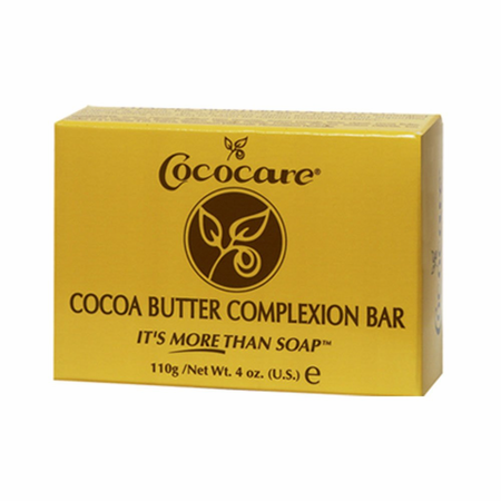 Cococare Cocoa Butter Complexion Bar 4 oz - Melanin Beauty Suppliers