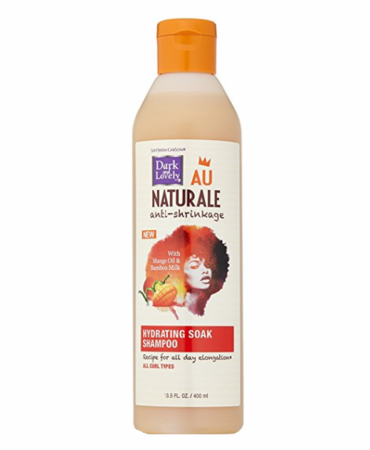 Dark and Lovely Au Naturale Hydrating Soak Shampoo 13.5 oz - Melanin Beauty Suppliers