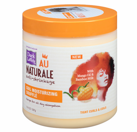 Dark and Lovely Au Naturale Coil Moisturizing Souffle 14.4 oz