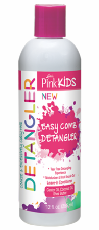 Luster`s Pink Kids Easy Comb Detangler - Melanin Beauty Suppliers