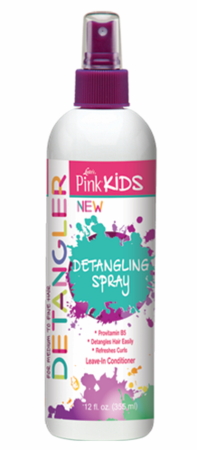 Luster's Pink Kids Detangling Spray - Melanin Beauty Suppliers