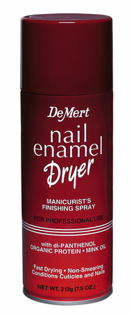 Demert Nail Enamel Dryer 7.5 ozCan - Melanin Beauty Suppliers