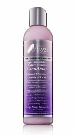 The Mane Choice Pink Lemonade & Coconut Conditioner 8 oz - Melanin Beauty Suppliers