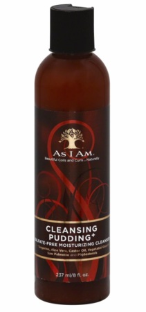 As I Am Naturally Cleansing Pudding 8 oz - Melanin Beauty Suppliers