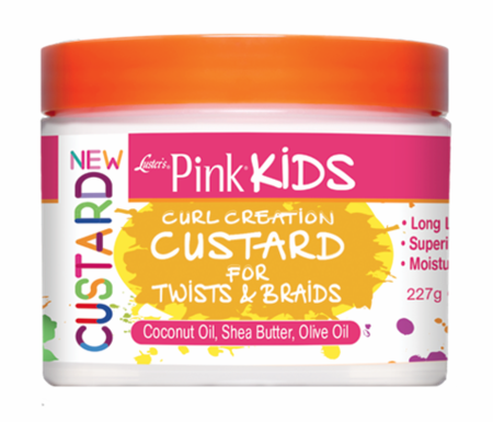 Luster's Pink Kids Curl Creation Custard