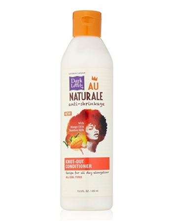 Dark and Lovely Au Naturale Conditioner Knot Out 13.5 oz - Melanin Beauty Suppliers