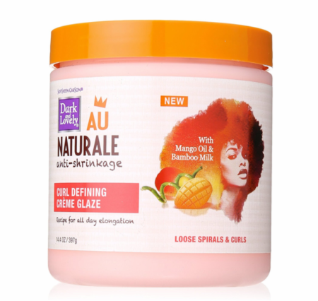 Au Naturale Curl Defining Creme Glaze - Melanin Beauty Suppliers
