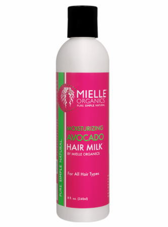 Mielle Moist Avocdo Hr Milk 8 oz