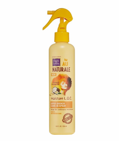 Dark and Lovely Moisture LOC Super Quench Leave In Spray 8.5 oz - Melanin Beauty Suppliers