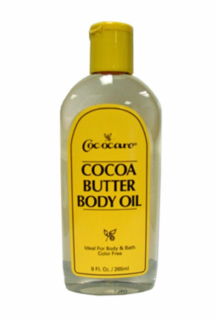 Cococare Cocoa Butter Body Oil 8.5oz - Melanin Beauty Suppliers