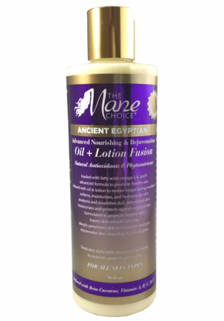 The Mane Choice Ancient Egyptian Oil + Lotion Fusion 10 oz