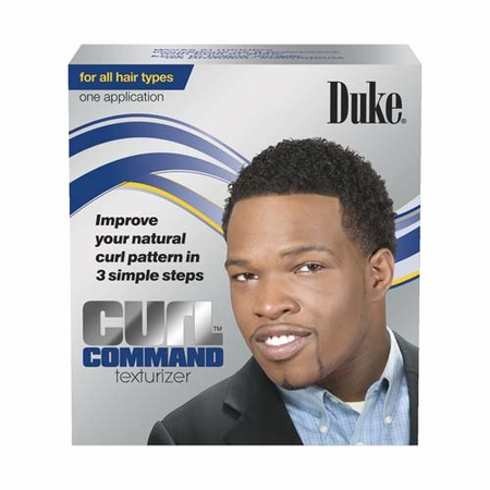 Duke Curl Command Texturizer Kit - Melanin Beauty Suppliers