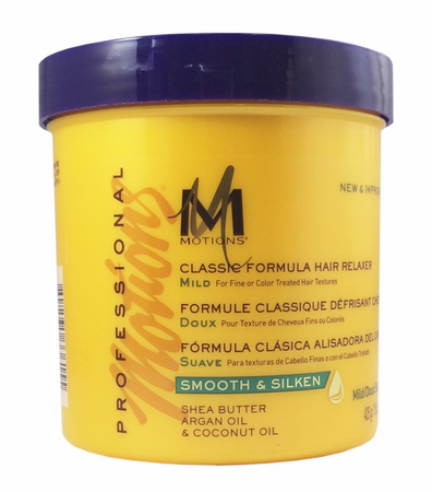 Motions Hair Relaxer Mild 15 oz - Melanin Beauty Suppliers