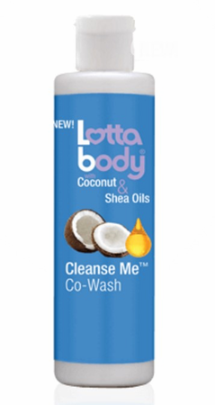 Lottabody Cleanse Me Co Wash 10.1 oz - Melanin Beauty Suppliers