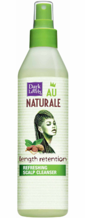 Dark and Lovely Au Naturale Refreshing Scalp Cleanser 8.5 oz