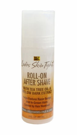 B & C Ladies Skin Tight Roll On After Shave 3 oz