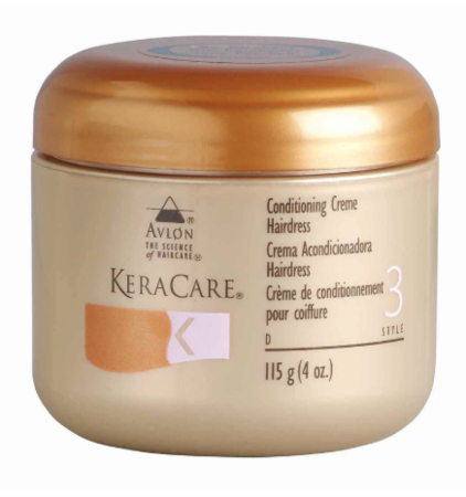 Avlon KeraCare Conditioning Creme Hairdress 4 oz