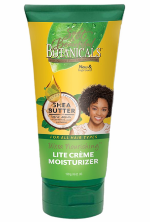 Soft & Beautiful Botanicals Lite Creme Moisturizer 6 oz - Melanin Beauty Suppliers