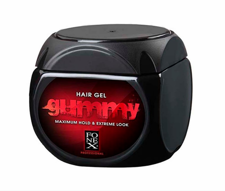 Gummy Hair Gel Maximum Hold 7.5 oz