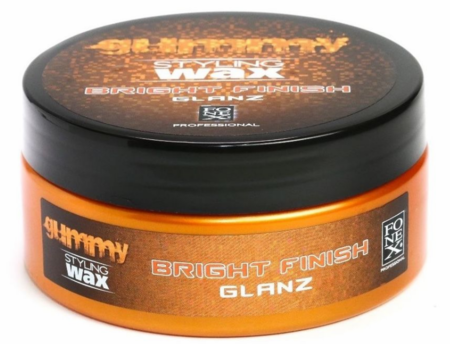 Gummy Styling Wax Bright Finish 5 oz - Melanin Beauty Suppliers