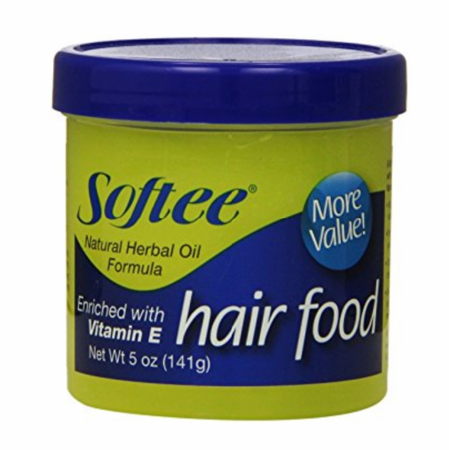 Softee Hair Food Enriched With Vitamin E 5 oz - Melanin Beauty Suppliers