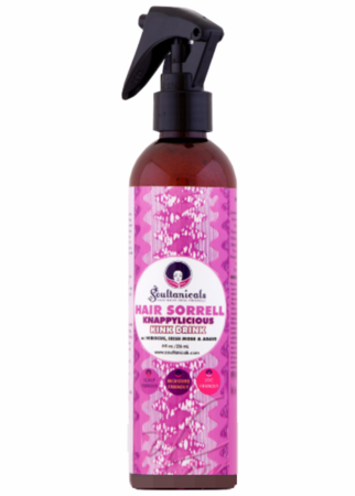 Soultanicals HairSorrell Knappylicious Kink Drink 8 fl oz - Melanin Beauty Suppliers