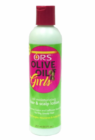 ORS Olive Oil Girls Moisturizing Styling Lotion 8.5 oz