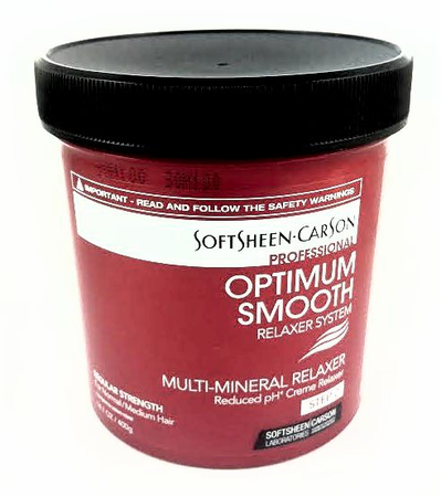 Optimum Multi Mineral Relaxer Regular 14.1 oz - Melanin Beauty Suppliers