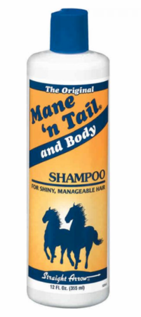 Mane 'n Tail and Body Original Shampoo 12 oz - Melanin Beauty Suppliers