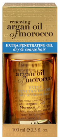 Organix Penetrating Moroccan Argan Oil 3.3 fl oz bottle - Melanin Beauty Suppliers