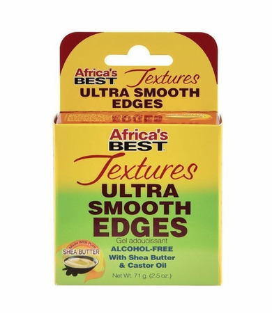 Africa's Best Textures Ultra Smooth Edges 2.5 oz - Melanin Beauty Suppliers