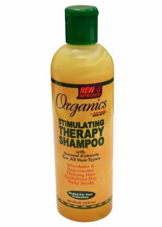 Africa's Best Originals Stimulating Therapy Shampoo 12 oz - Melanin Beauty Suppliers