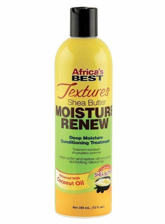 Africa's Best Textures Deep Moisture Conditioning Treatment 12 oz - Melanin Beauty Suppliers