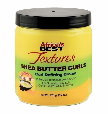 Africa's Best Textures Curl Defining Cream 15 oz - Melanin Beauty Suppliers