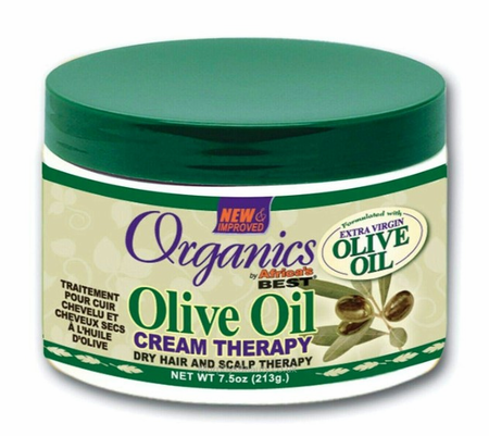 Africa's Best Originals Olive Oil Cream 7.5 oz - Melanin Beauty Suppliers