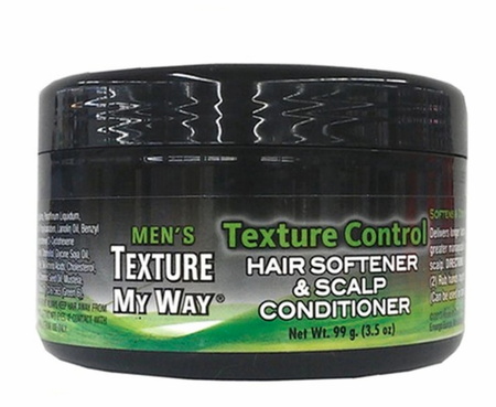 Africa's Best Men's Texture My Way Texture Control 3.5 oz - Melanin Beauty Suppliers