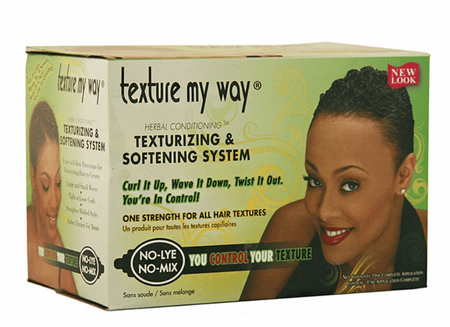 Africa's Best Women's Texture My Way Texturizer Kit - Melanin Beauty Suppliers