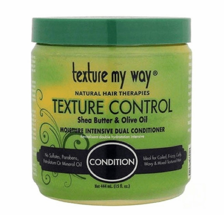 Africa's Best Women's Texture My Way Texture Control Dual Conditioner 15 oz - Melanin Beauty Suppliers