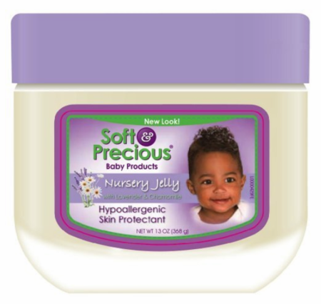 Soft & Precious Nursery Jelly Lavender & Chamomile 13 oz - Melanin Beauty Suppliers