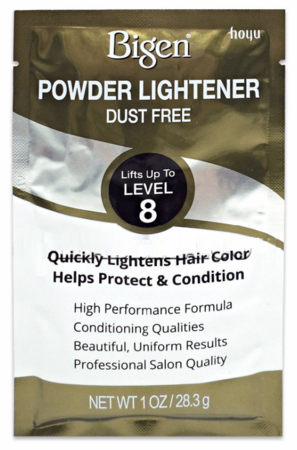 Bigen Dust Free Powder Lightener 1 oz - Melanin Beauty Suppliers