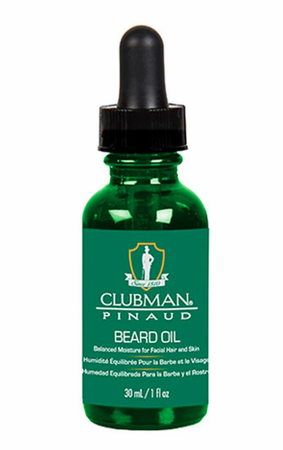 Clubman Pinaud Beard Oil 1 oz - Melanin Beauty Suppliers