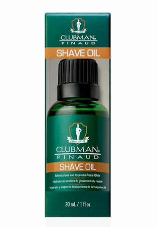 Clubman Pinaud Shave Oil 1 oz - Melanin Beauty Suppliers