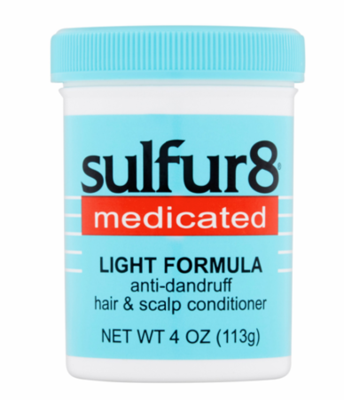 Sulfur 8 Light Formula Hair & Scalp Conditioner 4 oz - Melanin Beauty Suppliers