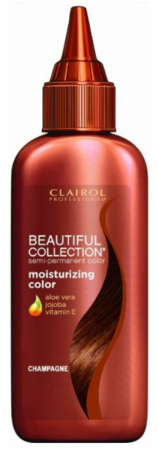 Clairol Professional Beautiful Collection Semi Permanent Hair Color Champagne 3 oz