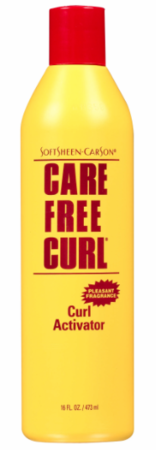 Care Free Curl Curl Activator Moisturizing 16 oz - Melanin Beauty Suppliers