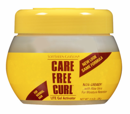 Care Free Curl Lite Gel Activator 11.5 oz - Melanin Beauty Suppliers