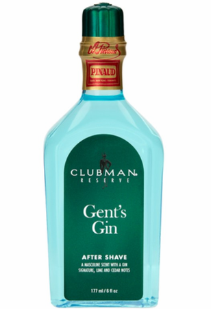 Clubman Reserve Gents Gin After Shave Lotion 6 oz - Melanin Beauty Suppliers