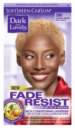 Dark and Lovely Fade Resist Hair Color Luminous Blonde