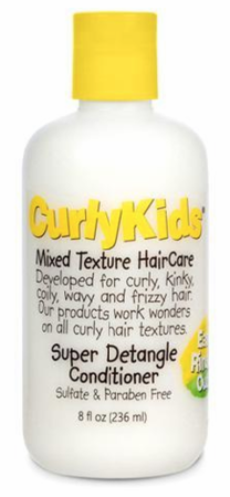 Curly Kids Super Detangling Conditioner 8 oz - Melanin Beauty Suppliers